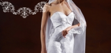 Космея свадебные платья